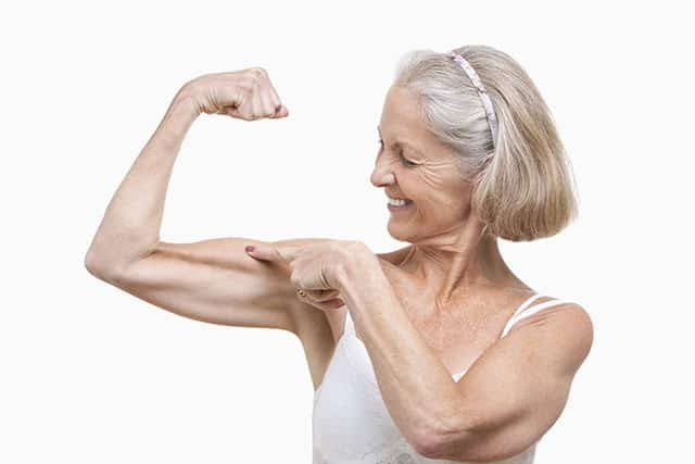 Menopause muscles