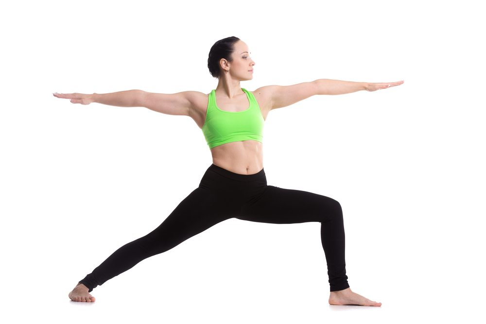 Yoga poses for beginners for weight loss