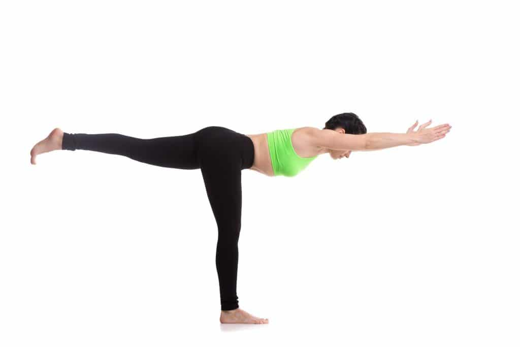 Simple yoga poses for weight loss