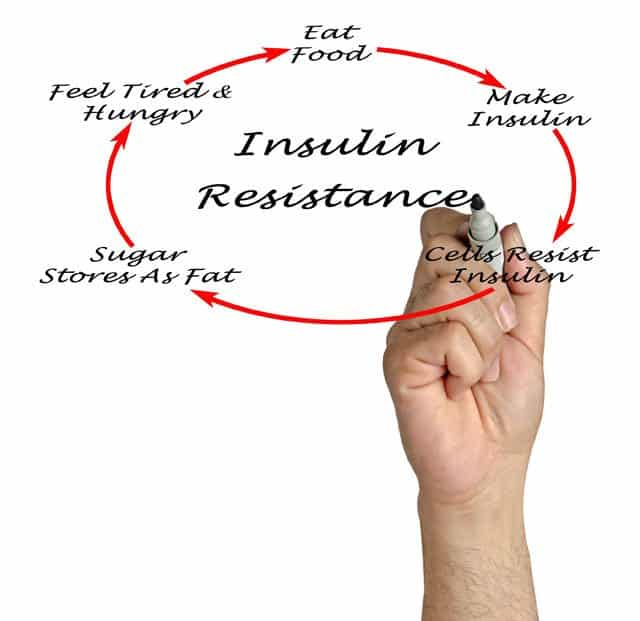 HFCS and insulin resistance