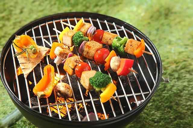 Tofu as protein source