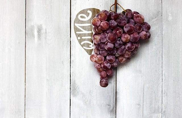 Wine for healthy heart