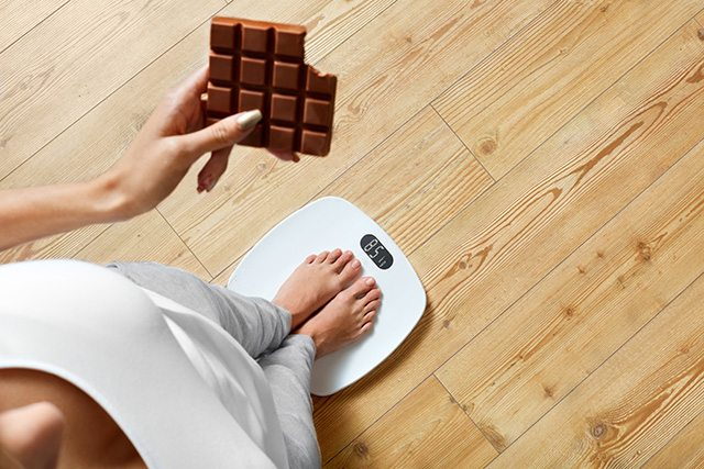 Chocolate for weight loss