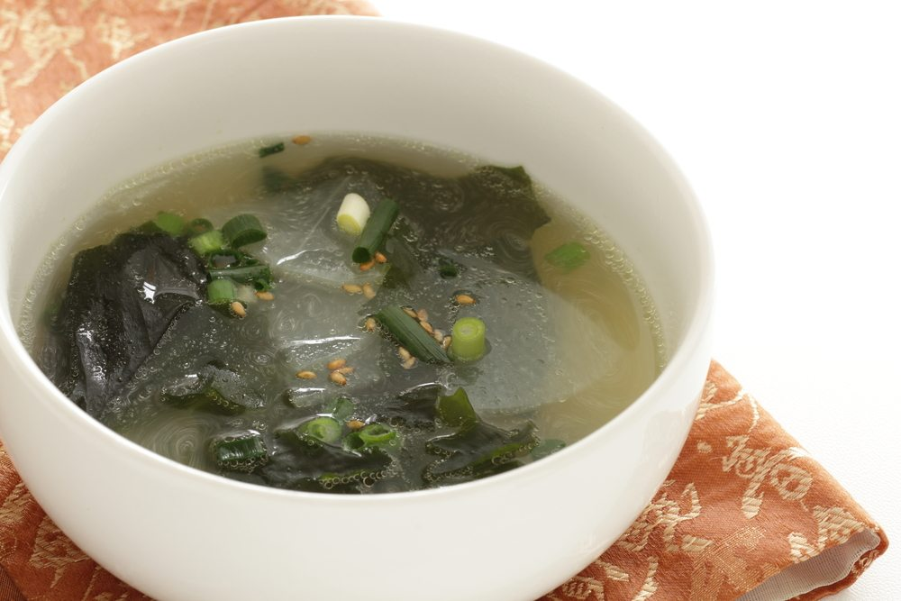 Seaweed tonic