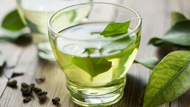 Slimming tea - green
