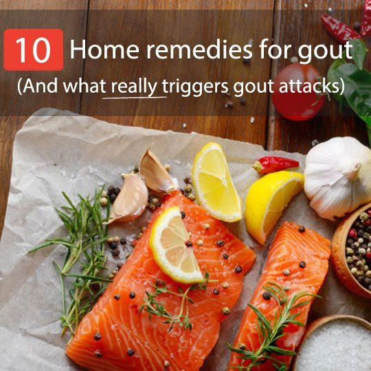 Discover natural home remedies to prevent gout flares.