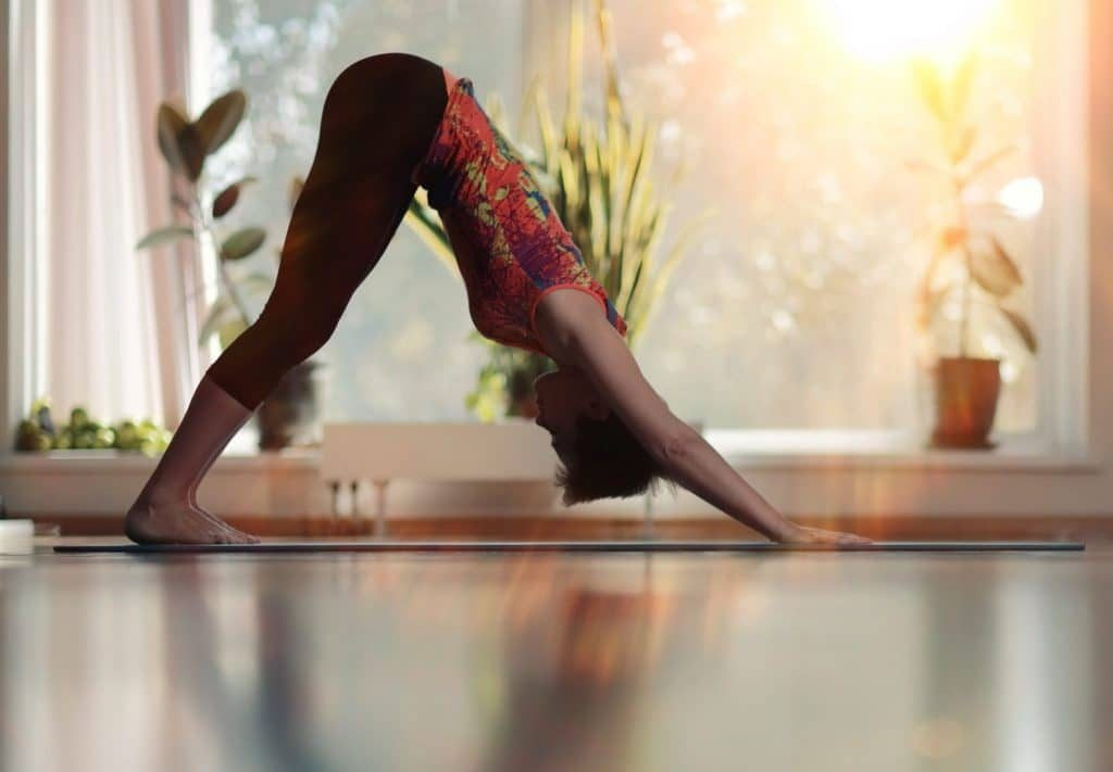 7-minute yoga workout