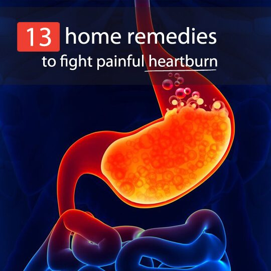 Heartburn Relief Feature