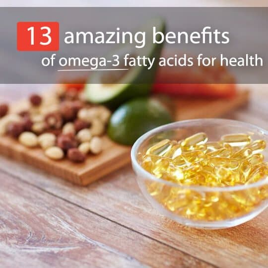 Omega-3 Benefits Feature