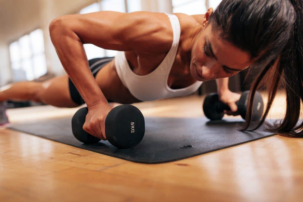 strength training