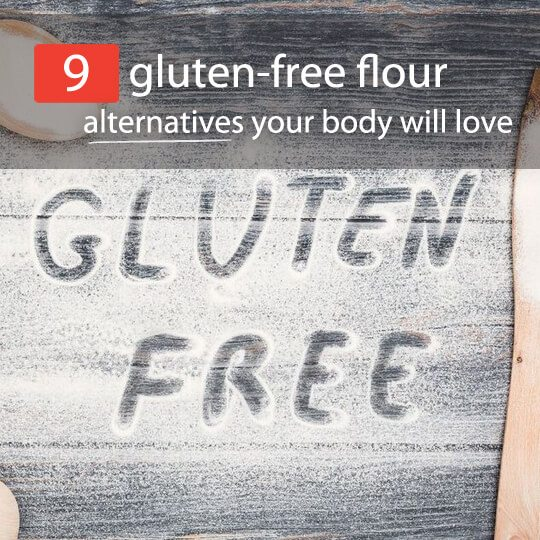 gluten free flour alternatives feature