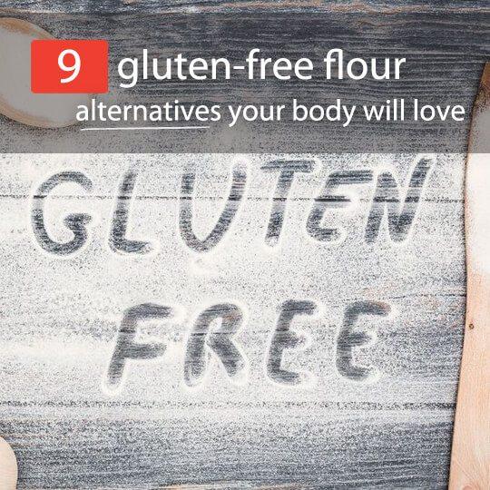 gluten free flour alternatives feature