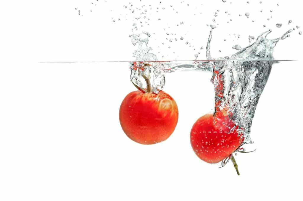 hydrating foods - tomato