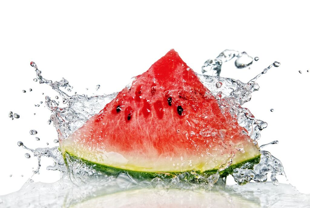 hydrating foods - watermelon