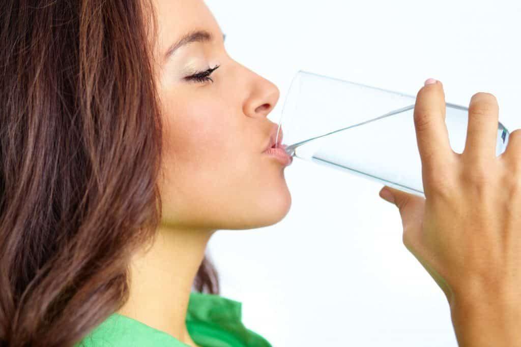 Dehydration low blood pressure