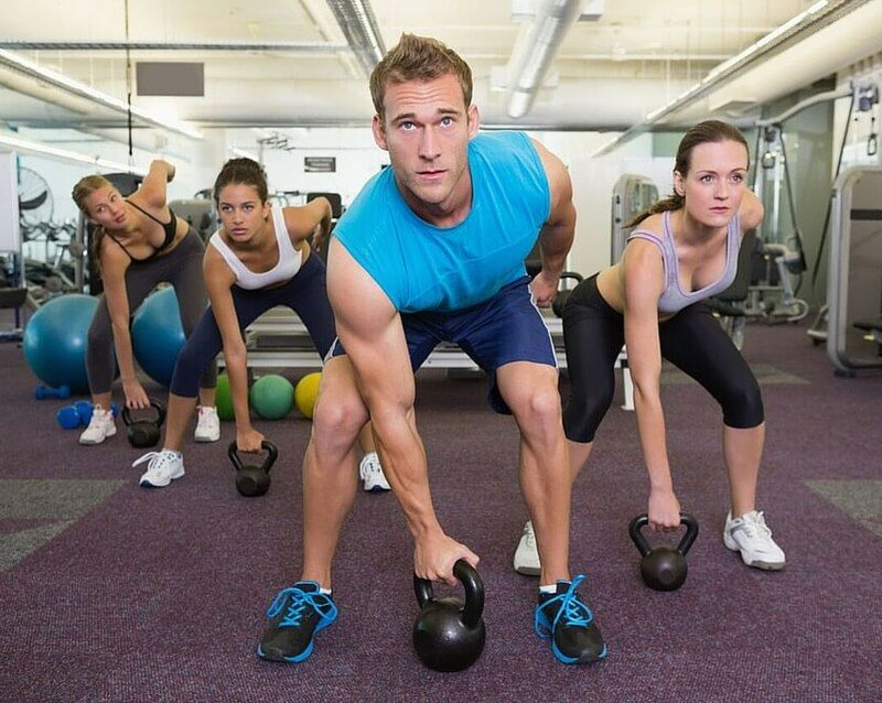 Kettlebell swing benefits 5