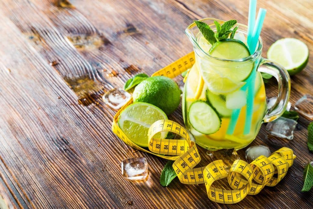 Lime for weight loss