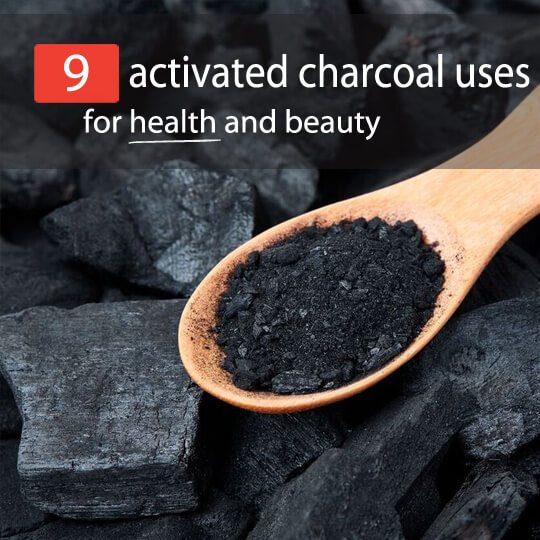 It seems like activated charcoal is the latest craze in the health world. Find out it's detoxing benefits for both your health and your appearance!