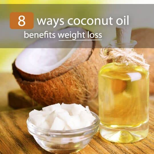 If you're looking to lose weight then I have some advice for you -- add coconut oil to your regular diet. See the top 8 ways coconut oil benefits weight loss.