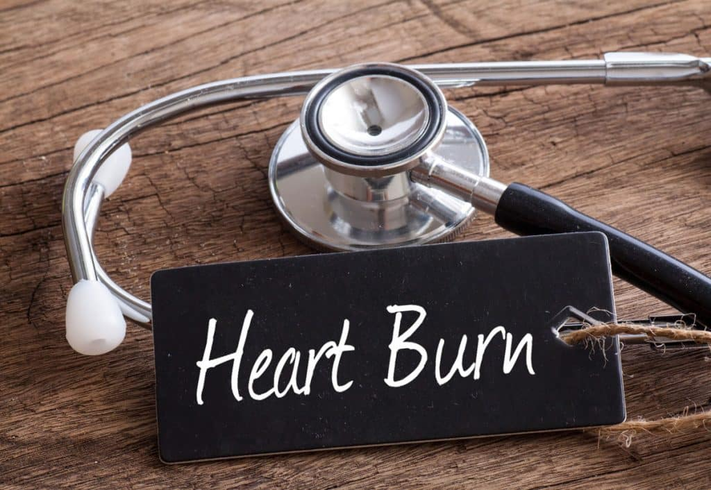 diatomaceous earth heartburn