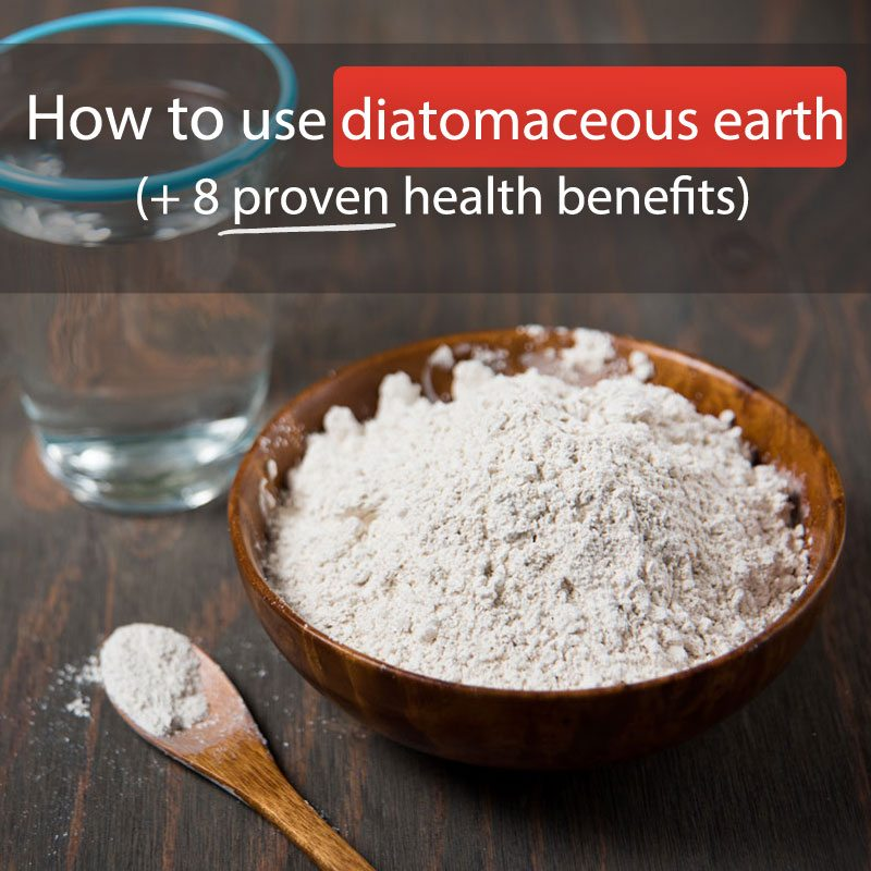 Discover the amazing uses for diatomaceous earth.