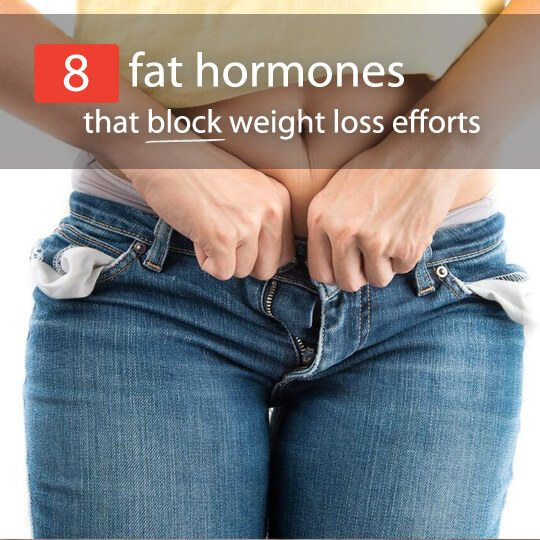 Trying to lose weight can be frustrating. If you feel like you're doing everything right, it may be your hormones. See 8 fat hormones that block weight loss.