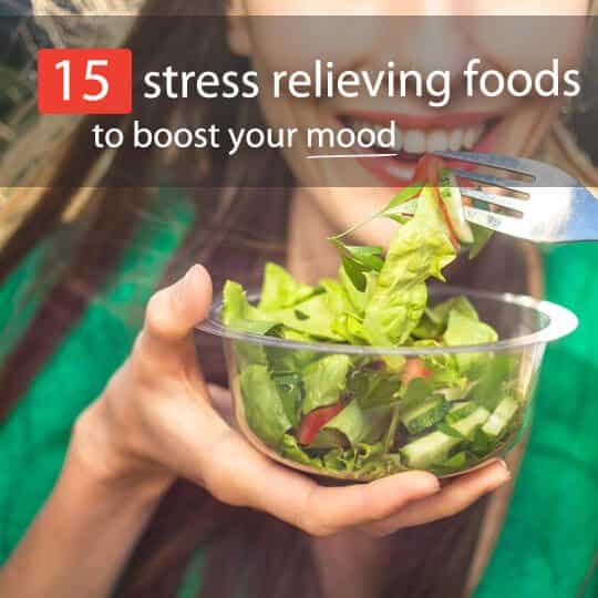 Between bills, bosses, and the hustle and bustle of daily life, many people are stressed to the max. See 15 stress relieving foods to help boost your mood.