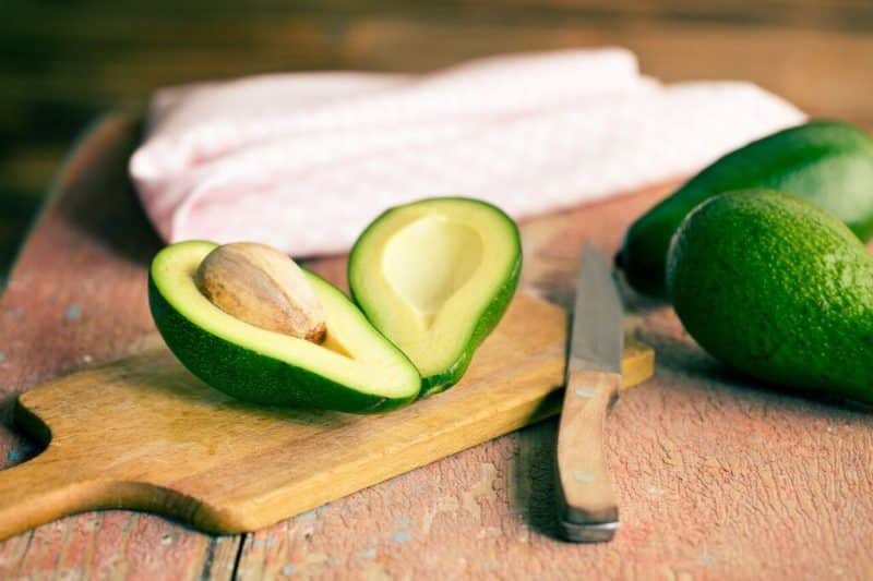 stress relieving foods avocado