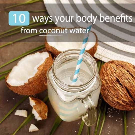 Between coconut oil, coconut milk, and coconut water, people are going nuts for coconuts! See the top 8 coconut water benefits (+ how to add it to your diet)!