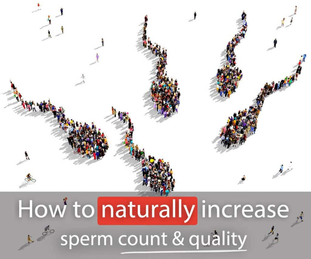Discover ‎natural ways to improve the health of your sperm.