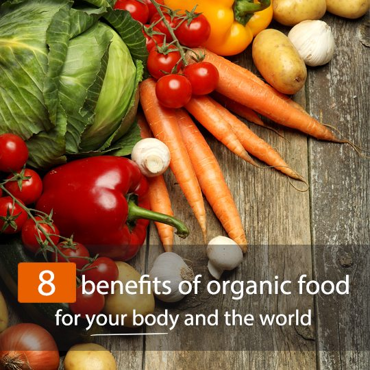 Are the benefits of organic food worth the expense?