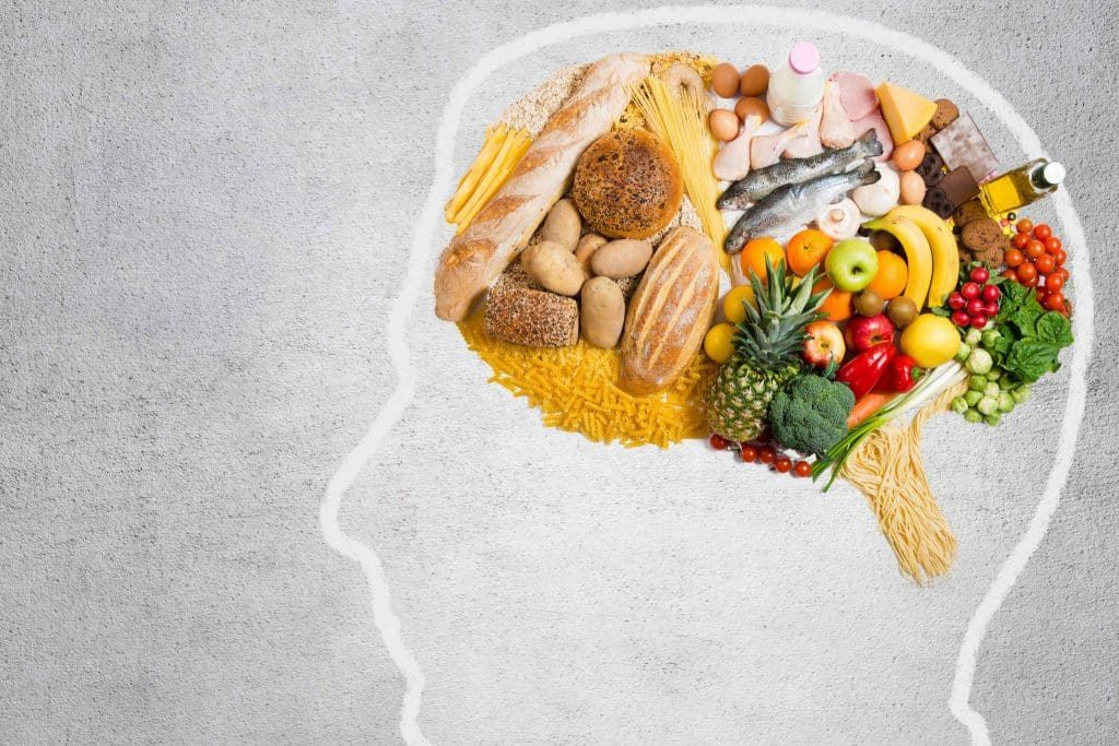Nutrition for the mind