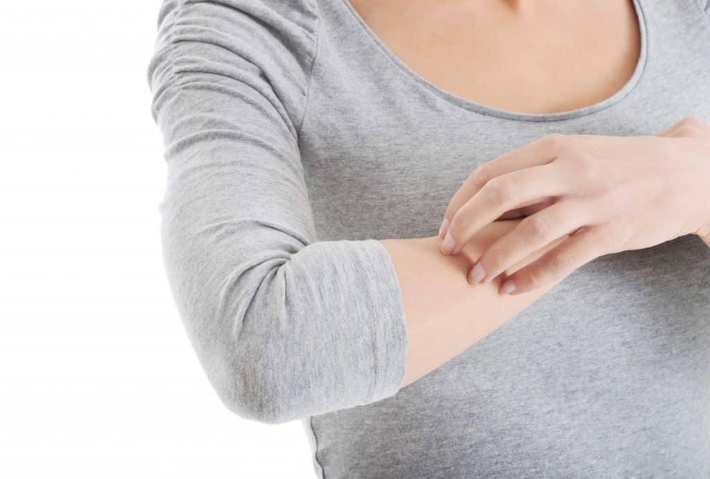 Лечение чесотки у беременных