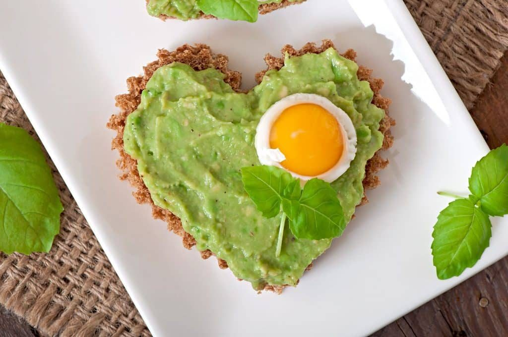 Avocado heart health