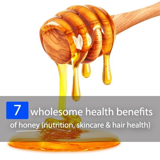 Honey doesn't just smell and taste great - it has significant health benefits for your hair, skin and body - inside and out!