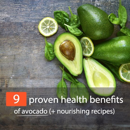 These scientifically proven health benefits and recipes will have you adding avocado to your breakfast, dinner and dessert!
