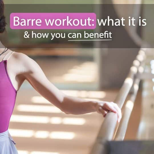 Looking for a total body workout that will push your muscles to their limit? If so, it's time to try a barre workout. Find out what it is & how you can benefit!
