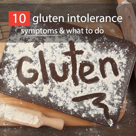 The demand for gluten-free foods has skyrocketed. For many people, going gluten-free is a medical necessity. See the top 10 gluten intolerance symptoms.