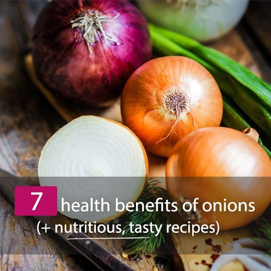 We've known for a long time that onions are healthy, but what are the actual studied health benefits that can come from eating these ground vegetables?