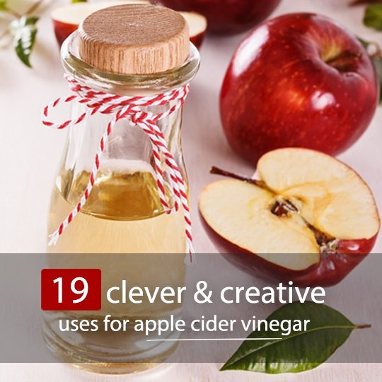 It's not just salad dressing and weight loss, apple cider vinegar has a range of surprising uses...