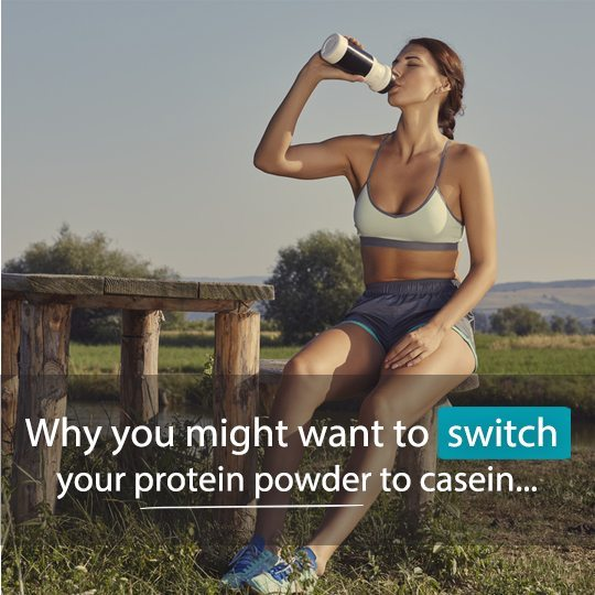 With so many protein powders on the market, it can be difficult to know which is best for your goals. Find out why casein might suit you...