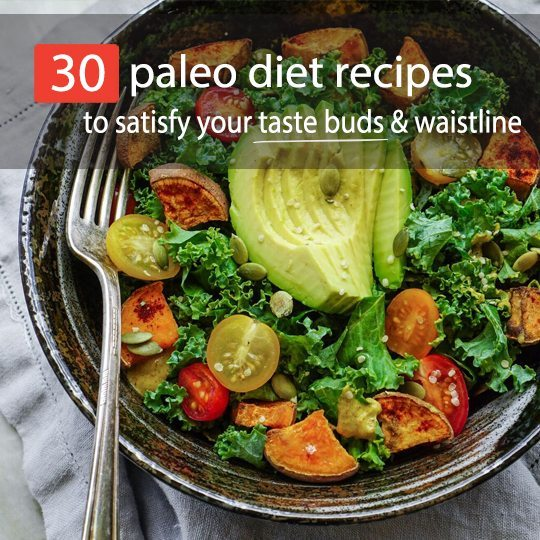 As the Paleo Diet rises in popularity, more followers are on the hunt for delicious and nutritious recipes. Check out these 30 mouthwatering paleo diet recipes!