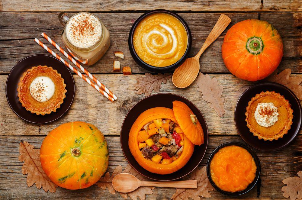 pumpkin uses