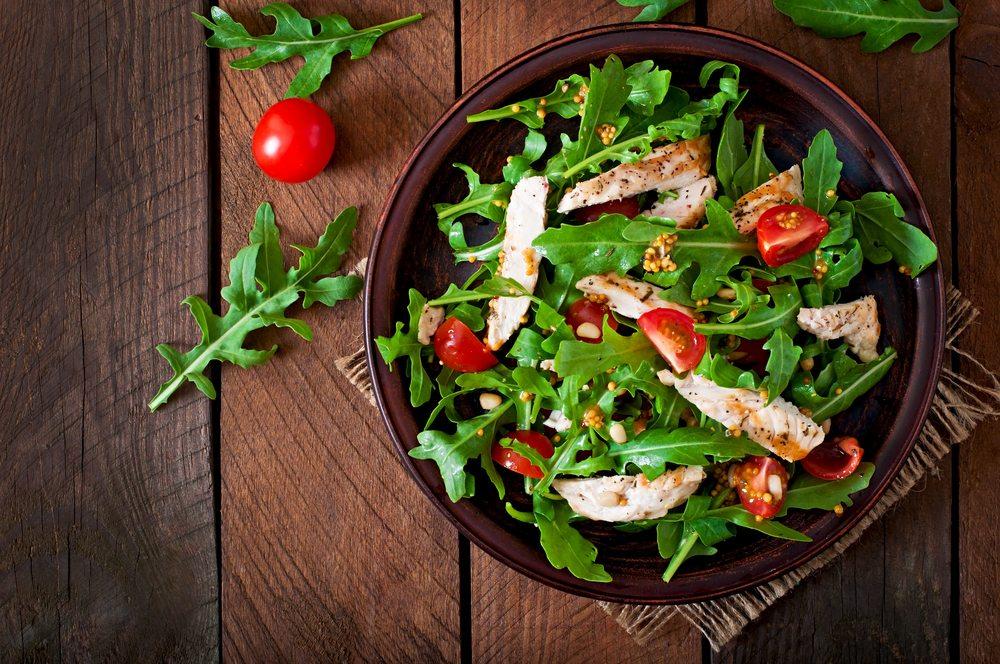 Coconut vinegar salad dressing