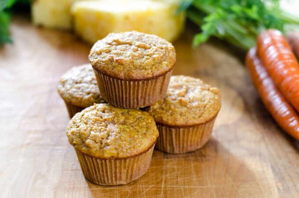 carrot-pineapple-muffin