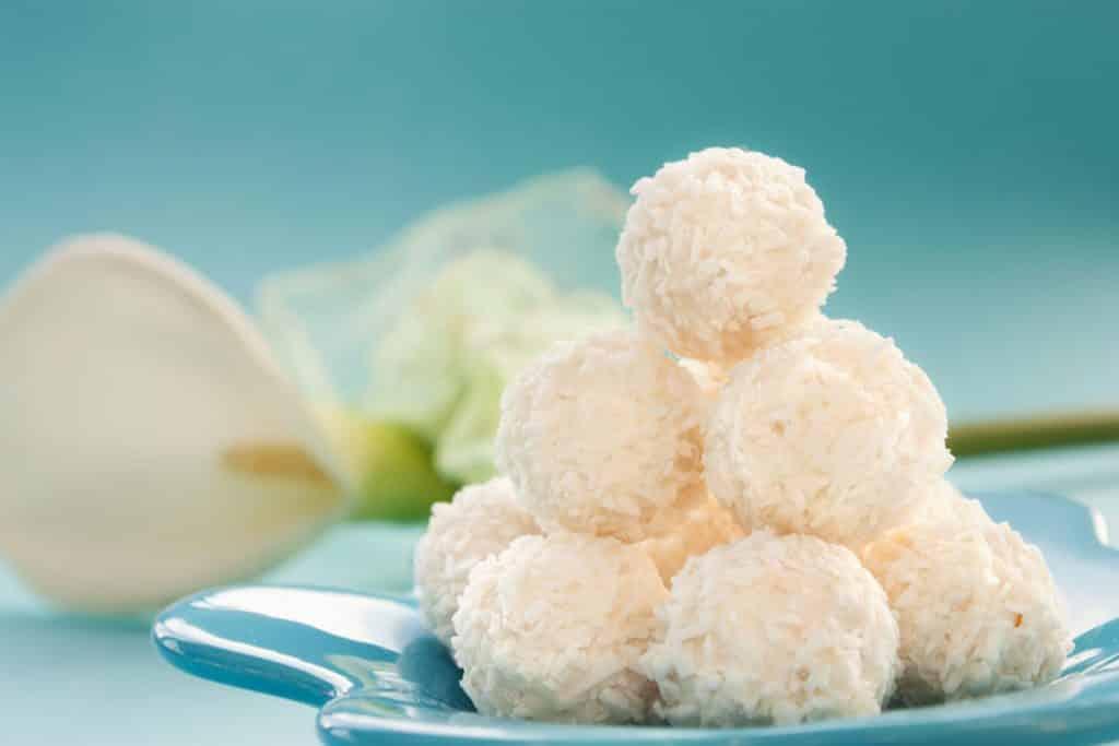 storing coconut flour