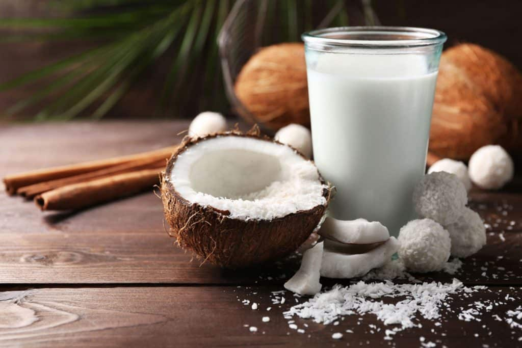 coconut milk anti-inflammatory