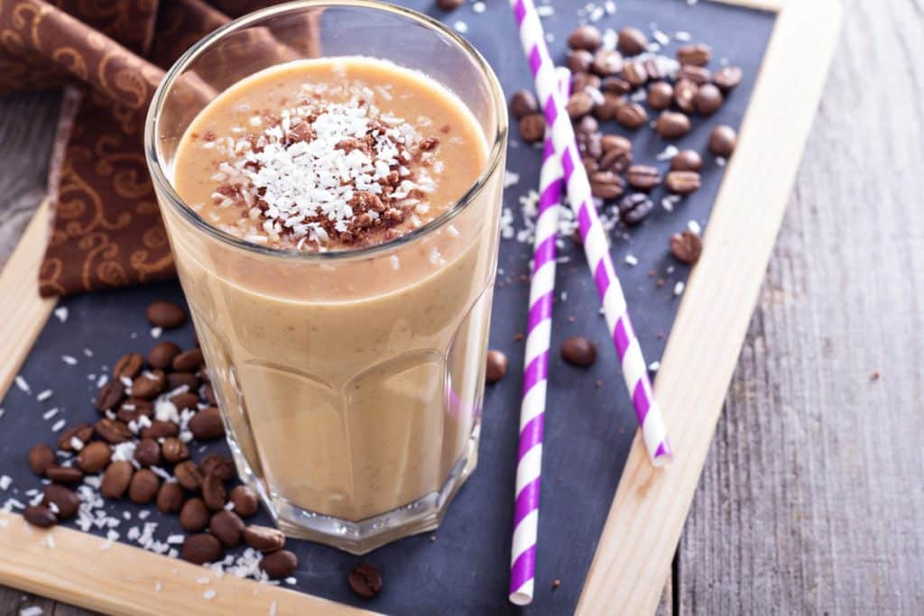 coconut milk natural energy boost