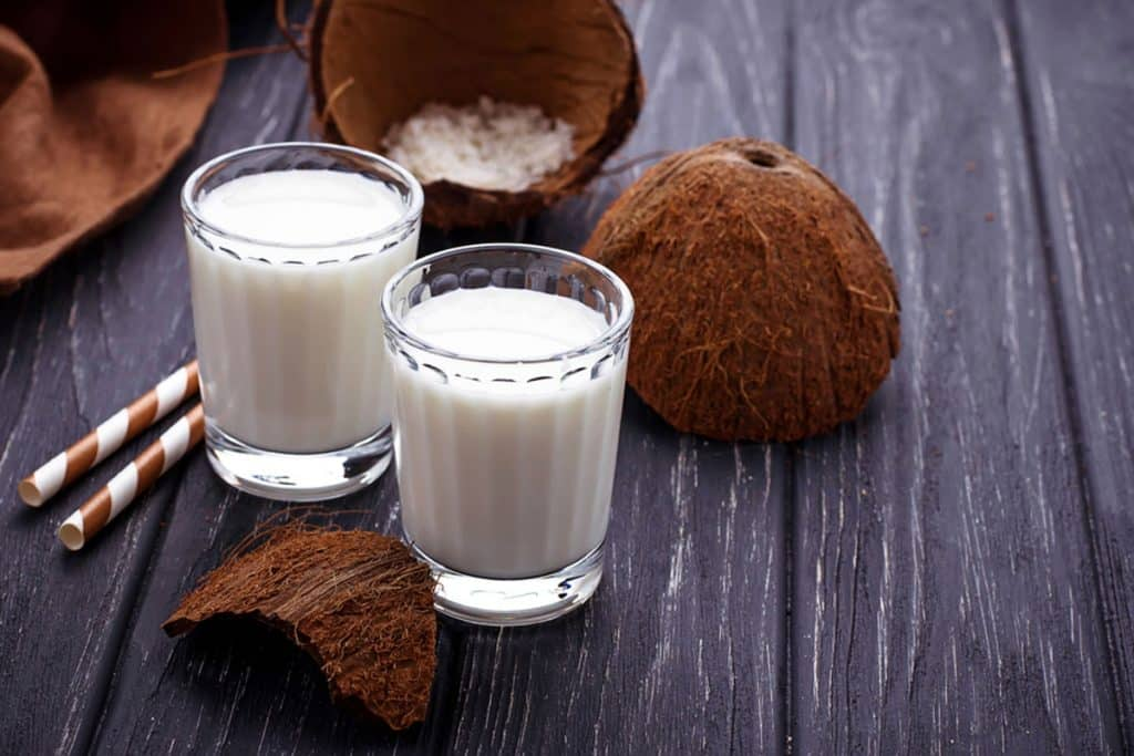 coconut milk nutrition