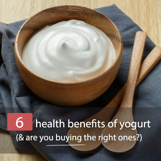 Check out these incredible health benefits of yogurt... Hint: It's not just the gut-friendly bacteria!